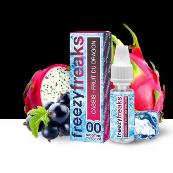 E-Liquide Cassis Fruit Du Dragon Freezy Freaks | Création Vap
