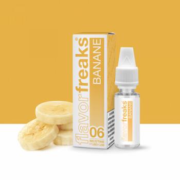E-Liquide Banane Flavor Freaks | Création Vap
