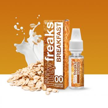 E-Liquide Breakfast Fifty Freaks | Création Vap
