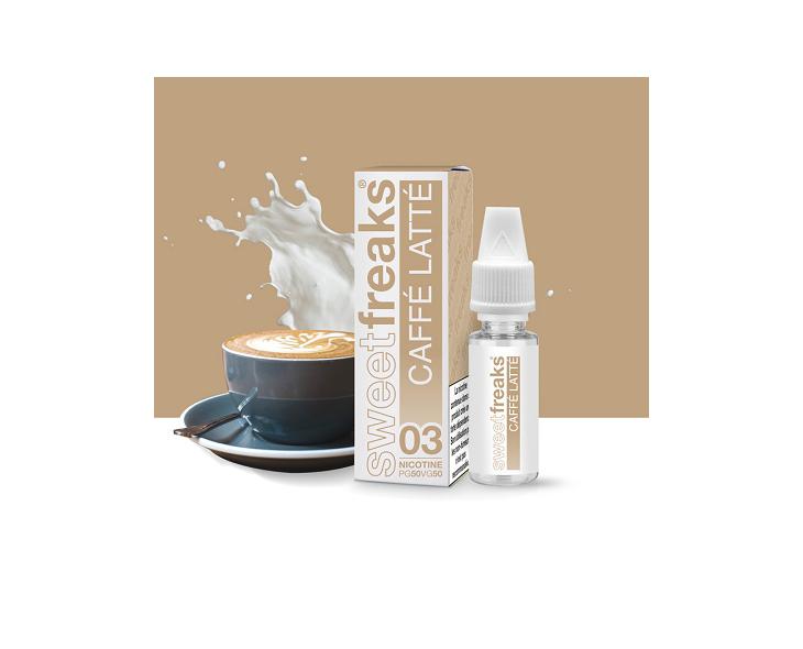E-Liquide Caffé Latté Sweet Freaks | Création Vap