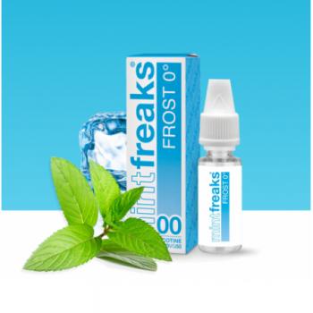 E-Liquide Frost 0°C Mint Freaks | Création Vap