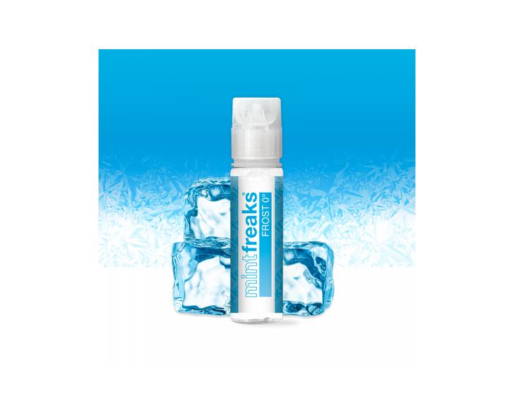 E-Liquide Frost 0°C 50 Ml Mint Freaks | Création Vap