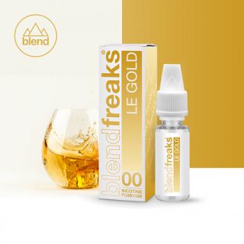 E-Liquide Le Gold Blend Freaks | Création Vap