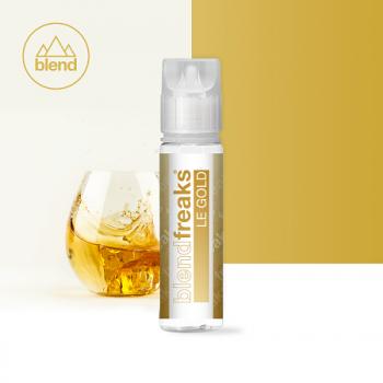E-Liquide Le Gold 50 Ml Blend Freaks | Création Vap