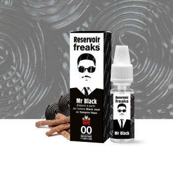 E-Liquide Mr Black Reservoir Freaks | Création Vap