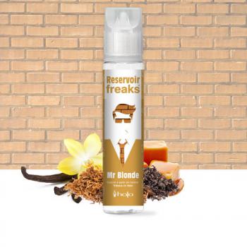 E-Liquide Mr Blonde 50 Ml Reservoir Freaks | Création Vap