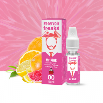 E-Liquide Mr Pink Reservoir Freaks | Création Vap