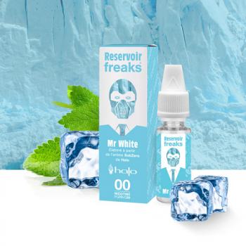 E-Liquide Mr White Reservoir Freaks | Création Vap