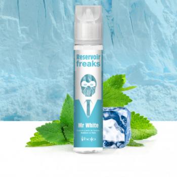 E-Liquide Mr White 50 Ml Reservoir Freaks | Création Vap