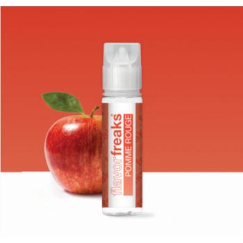 E-Liquide Pomme Rouge 50 Ml Flavor Freaks | Création Vap