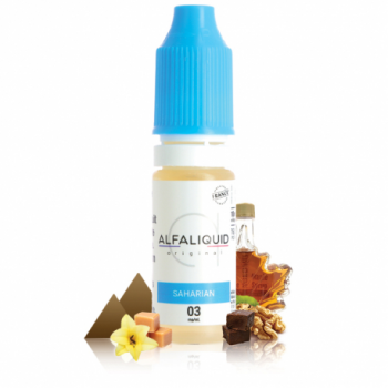 E-Liquide Saharian 6 Mg Alfaliquid | Création Vap