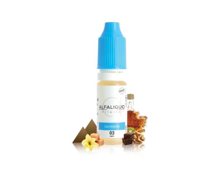 E-Liquide Saharian 6 Mg Alfaliquid   Création Vap