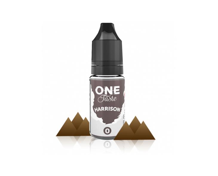 E-Liquide Harrison One Taste E.Tasty 0 Mg | Création Vap