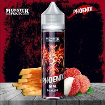 ELiquide Phoenix Monster Freaks | Création Vap