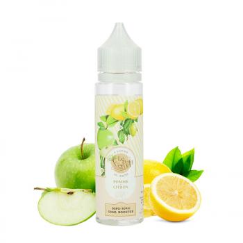 E-Liquide Pomme Citron Le Petit Verger Savourea | Création Vap