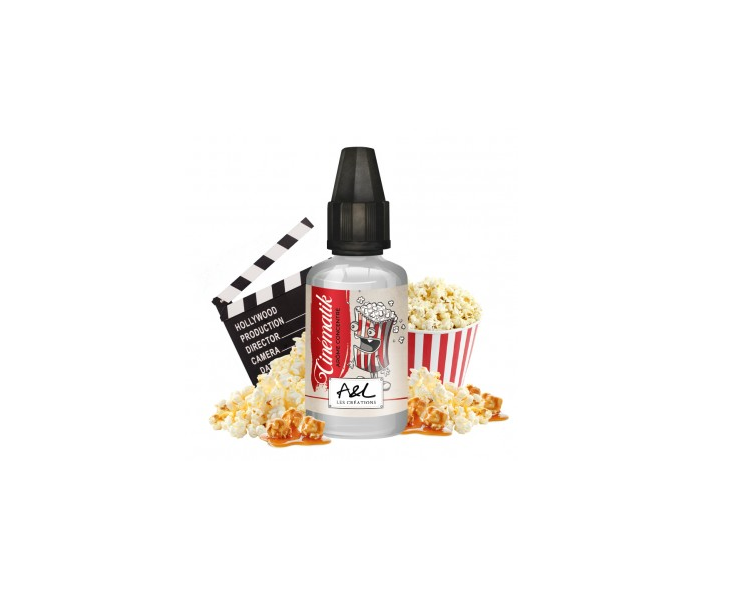 Concentré Cinematik Les Créations Aromes et Liquides | Création Vap