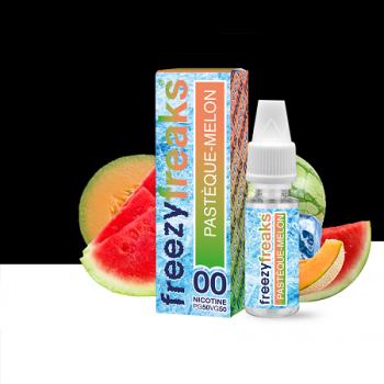 E-Liquide Pastèque Melon Freezy Freaks | Création Vap