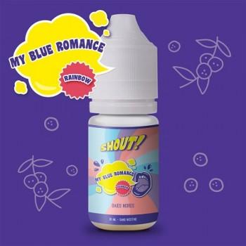 E-Liquide My Blue Romance Shout Alfaliquid | Création Vap