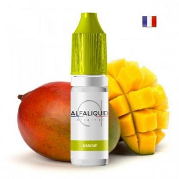 E-Liquide Mangue 11 MG Alfaliquid | Création Vap