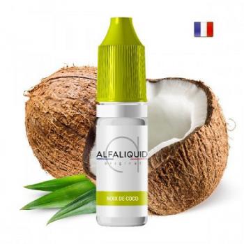 E-Liquide Noix De Coco 0MG Alfaliquid | Création Vap