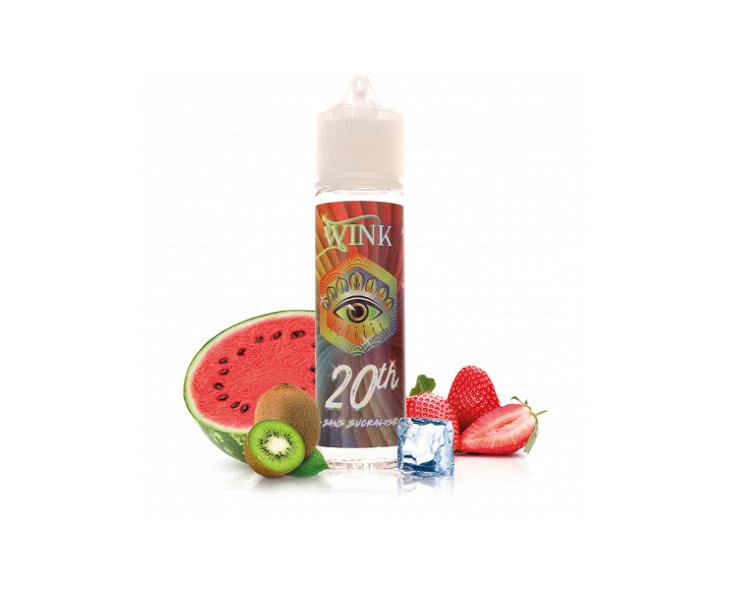 E-Liquide 20 Th Wink 50 Ml | Création Vap