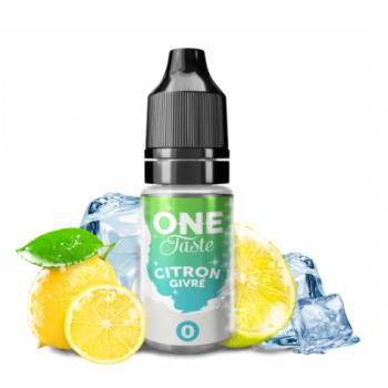 E-Liquide Citron Givré One Taste E.Tasty | Création Vap
