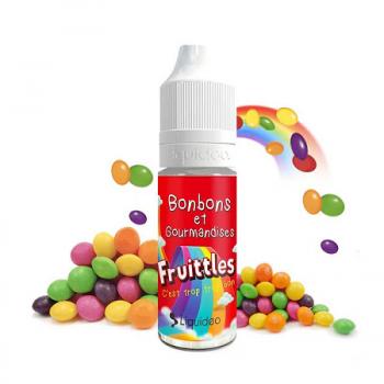 E-Liquide Fruittles Liquideo | Création Vap
