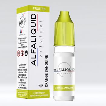 E-Liquide Orange Sanguine Alfaliquid | Création Vap