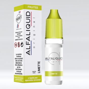 E-Liquide Limette Alfaliquid | Création Vap