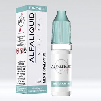 E-liquide Menthocalyptus Alfaliquid | Création Vap