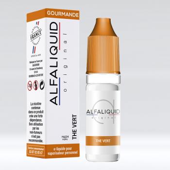 E-Liquide Thé Vert Alfaliquid | Création Vap