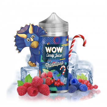 E-Liquide Rhinolipop Wow Candy Juice | Création Vap