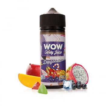 E-Liquide Dragonobomb Wow Candy Juice | Création Vap
