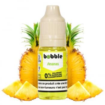 E-Liquide Ananas Bobble 10 Ml   Création Vap