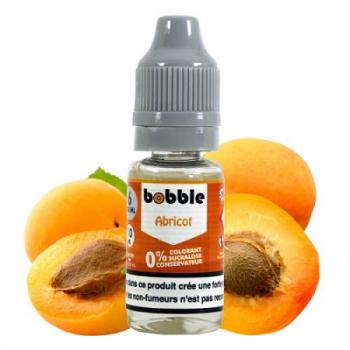 E-Liquide Abricot Bobble 10 Ml   Création Vap