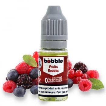 E-Liquide Fruits Rouges Bobble 10 Ml   Création Vap