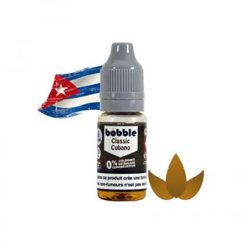 E-Liquide Classic Cubano Bobble 10 Ml | Création Vap