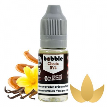 E-Liquide Classic RY4 Bobble 10 Ml | Création Vap
