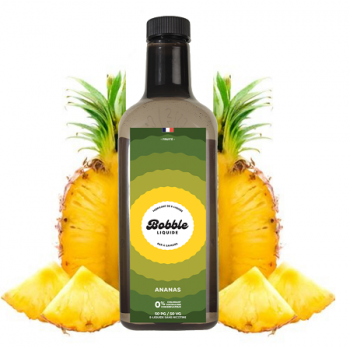 E-Liquide Ananas Bobble | Création Vap
