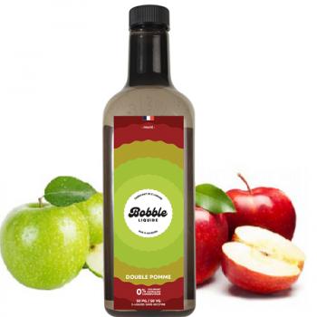 E-Liquide Double Pomme Bobble | Création Vap