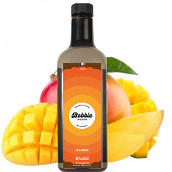 E-Liquide Mangue Bobble | Création Vap