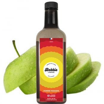 E-Liquide Pomme Paradis Bobble | Création Vap