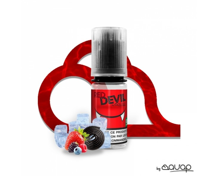 Avap e liquide Red Devil 10ml