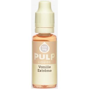 Eliquide Vanille Extrême de chez Pulp