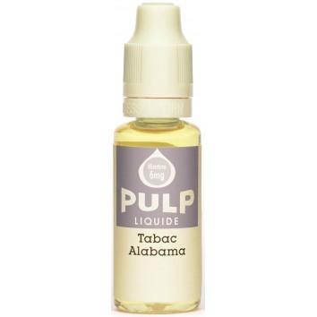 Eliquide Tabac Alabama de chez Pulp