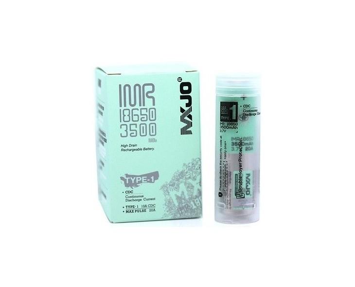 Accus IMR 18650 Mxjo 3500Mah