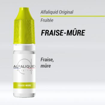 E-liquide Fraise mûre Alfaliquid | Création Vap