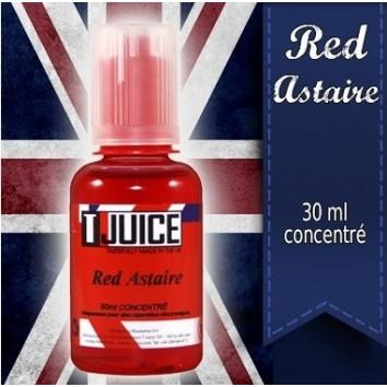 Arôme Concentré red astaire Tjuice 30Ml