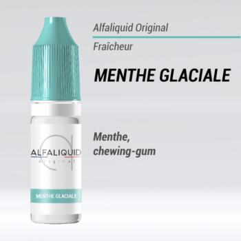 E-liquide Menthe glaciale Alfaliquid | Création Vap