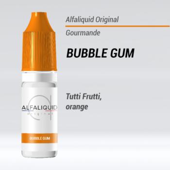 e-liquide gourmand Bubble Gum Alfaliquid